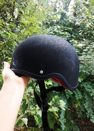 Шлем для верховой езды конный спопт