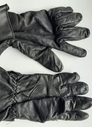 Мото перчатки байки кожаные tego