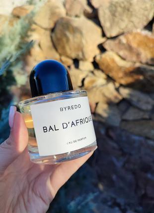Byredo bal d'afrique буредо африка духи на распив отливант духов