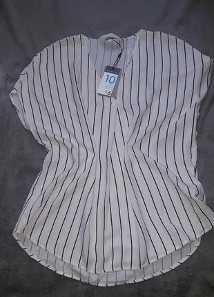 Новая блуза вискоза 10р