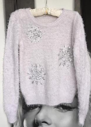 Lc waikiki мягкий нежный свитер