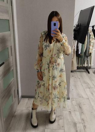 Шикарное платье / сукня