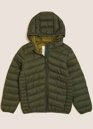 Демисезонная куртка для мальчика от marks&spencer