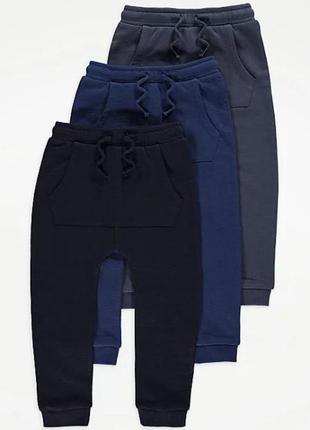 Спортивные штанишки на флисе от george 1 шт.