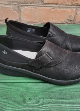 Суперские тканевые туфли