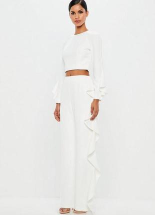 Шикарные белые брюки