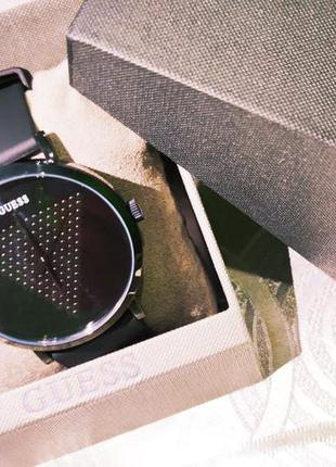 Годинник із колекції guess мужские часы