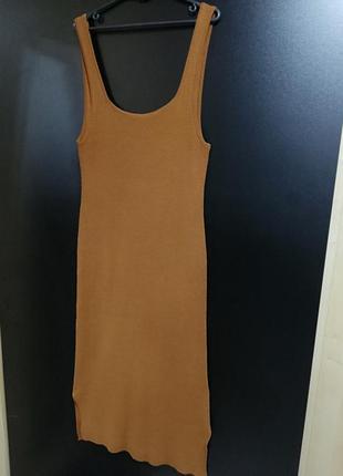 Платье, в составе шерсть