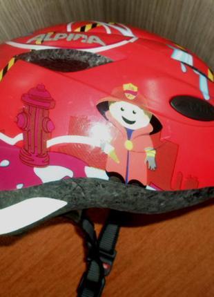 Каска шлем шолом alpina размер 51-53