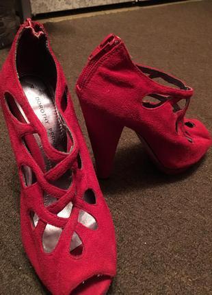 Туфли босоножки dorothy perkins