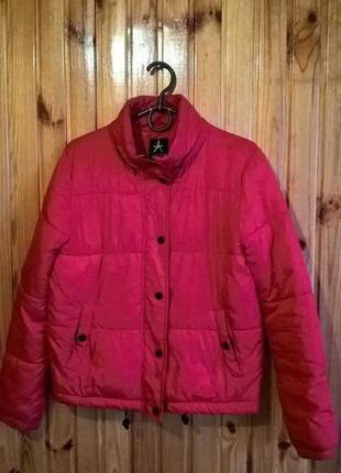 Демисезонная яркая куртка аtmosphere 34 eur ххs-хs _42