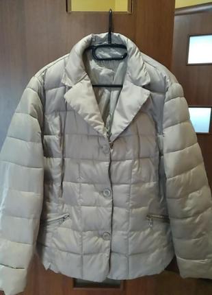 Куртка демісезон , великий розмір