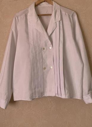 Ретро блуза