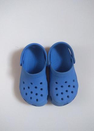 Кроксы аквашузы сабо crocs ☀️ размер 8/9 - длина стельки 16,5см