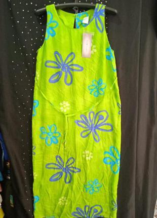 Сарафан платье 👗 город пляж