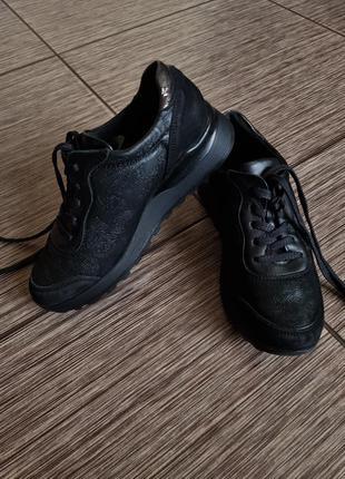 Стильные кроссовки, сникерсы немецкого бренда waldläufer, оригинал