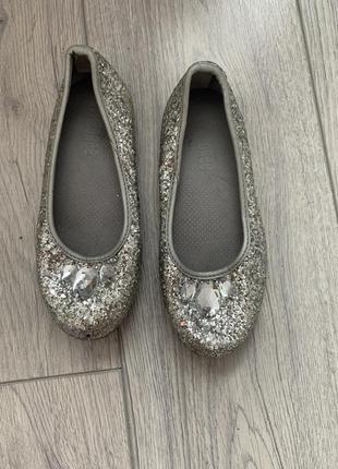 Блестящие туфельки next gymboree