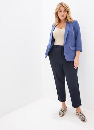Стильные классические брюки размер 4хl