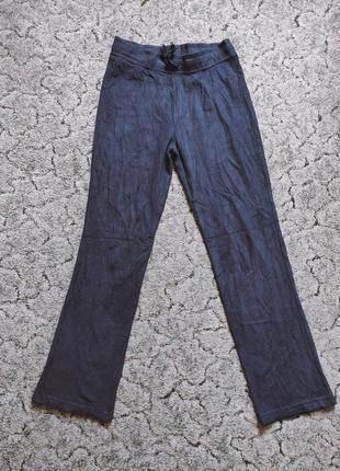 Теплі флісові штани р.s-м