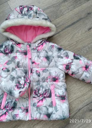 Зимняч курточка oshkosh