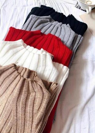 Стильные мягкие свитера в наличии в цветах по супер цене!