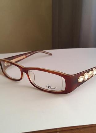 Распродажа фирменная оправа под линзы,очки оригинал gf.ferre gf337 03 новая