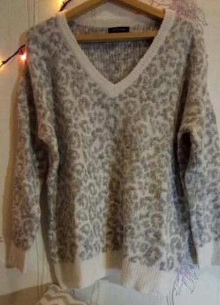 Серый свитер newlook
