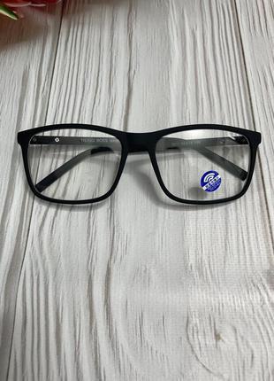 Очки для компьютера имиджевые оправа