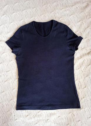 Базовая футболка/l/jil sander