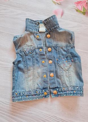 Стильна джинсовка від h&m & denim.