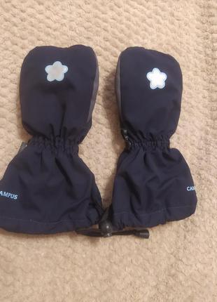 Дитячі рукавиці на 4-5 років