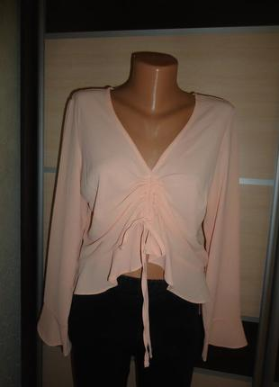 Блуза cameo rose