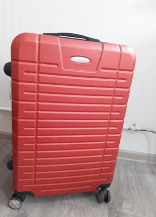 Дорожня сумка валіза