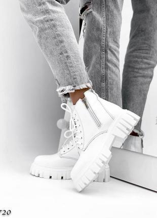 Ботинки натуральная кожа зима ❄️
