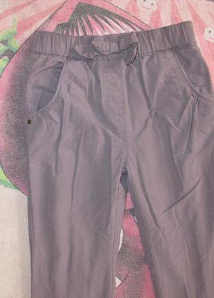 Штаны * теплые штанишки на 18 мес