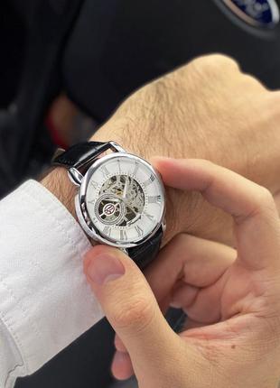 Чоловічий годинник наручний класичний механічний
