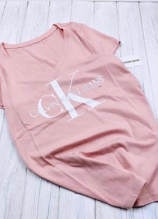 🤍женская футболка calvin klein 🤍