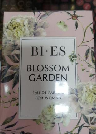 Женская парфюмированная вода 100 мл bi-es blossom garden