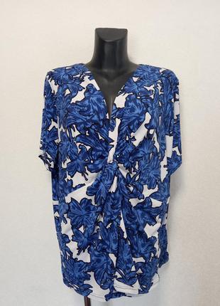 Эффектная блуза 28р