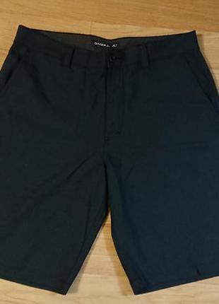 Брендові фірмові шорти o'neill,оригінал,нові, розмір 33-34.
