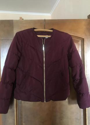 Куртка h&m размер 10