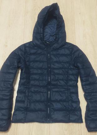 Ультралегкий пуховик куртка