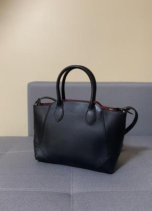 Стильная сумка zara