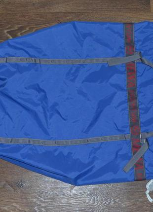 Плотная, влагозащитная сумка баул mewa. высота - 68см.