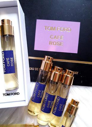 🇺🇸cafe rose 11 мл, духи, парфюм, туалетная вода, парфуми