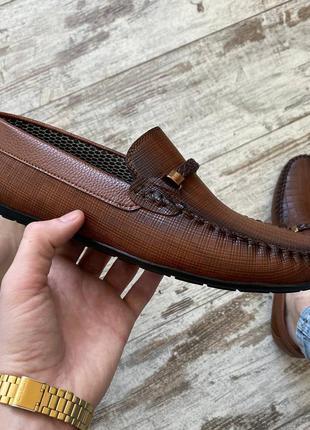 Туфлі лофери мокасини