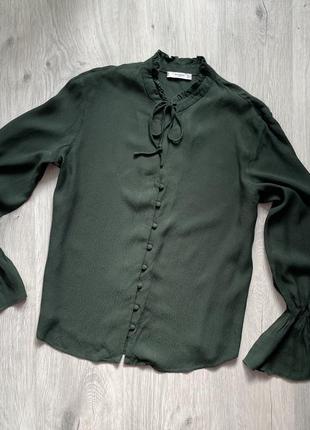 Стильна блуза mango