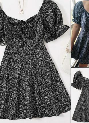 Платье shein / большой размер
