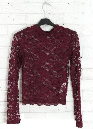 Новая обалденная кофта, блуза от bershka с биркой