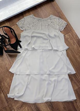 Платье с воланами😍